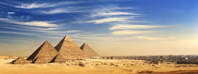 La Federación Galáctica y las Pirámides