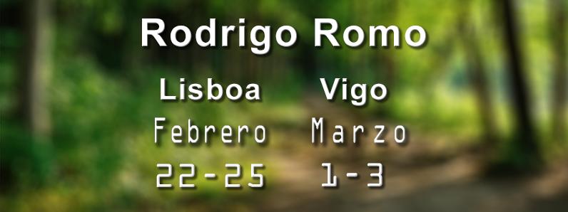 Península Ibérica – Rodrigo Romo – Febrero-Marzo 2019