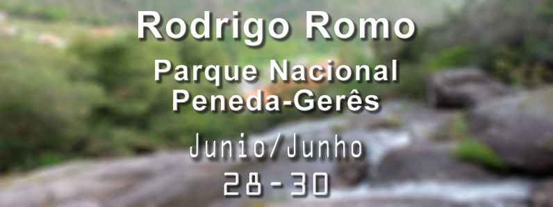 Península Ibérica – Rodrigo Romo – Junio 2019