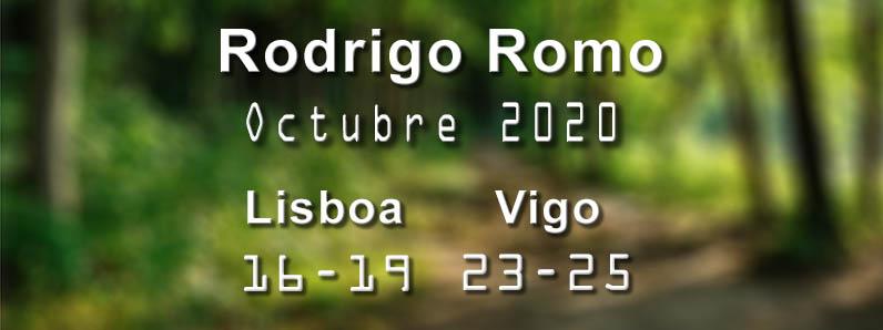 Rodrigo Romo – Península Ibérica – Octubre 2020