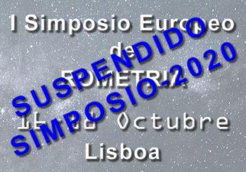 I Simposio Europeo de Rometria – Octubre 2020
