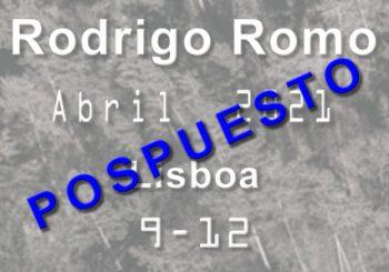 Rodrigo Romo – Península Ibérica – Abril 2021