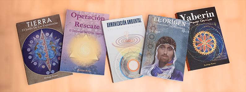 Libros de Rodrigo Romo
